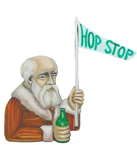 Riverside Foods, the Frederick Law Olmsted Society and the Riverside Arts center will host the fourth annual HopStop Craft Beer Festival on Saturday, Aug. 25 from 5 to 8 p.m. in front of the arts center at 32 E. Quincy St. in downtown Riverside.