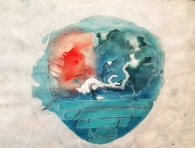 """Compassion Factory Art Gallery and Studio, 9210 Broadway Ave. in Brookfield, presents """"Watercolor in Print,"""" featuring the work of three artists -- Pete Rangel, Kerry Lange and Naomi Zagt from Sept. 13 through Oct. 20."""