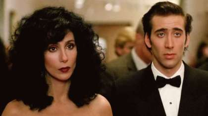 """North Riverside Public Library, 2400 Desplaines Ave., continues its Wednesday Movie Matinee series on Oct. 3 at 2 p.m. with a screening of the 1987 film """"Moonstruck, featuring Cher and Nicolas Cage."""