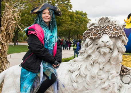 Brookfield Zoo's annual Boo! at the Zoo celebration of Halloween will take place on Oct. 13-14, 20-21 and 27-28 from 10 a.m. to 4 p.m. | Courtesy of Chicago Zoological Society