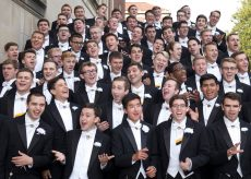 The men of Lyons Township High School's choirs will perform with the Purdue University Varsity Glee Club on Sunday, Oct. 28 at 4 p.m. in the Reber Center of the LTHS North Campus, 100 S. Brainard Ave. in LaGrange. Admission is free.