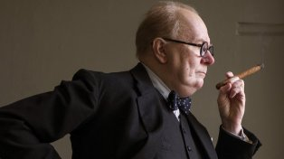 """North Riverside Public Library, 2400 Desplaines Ave., continues its Wednesday Movie Matinee series with the 2017 film """"Darkest Hour"""" starring Gary Oldham as Winston Churchill on Nov. 7 at 2 p.m."""