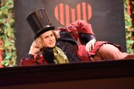 """Beck Nolan plays the role of the Mad Hatter in RBHS' production of """"Alice in Wonderland"""" from Nov. 8 to 11 in the high school's auditorium. 