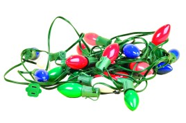 The Riverside Township Lions Club is collecting unwanted Christmas lights for recycling.