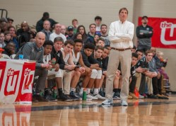 On April 18, Rick Malnati informed Fenwick that he would be stepping down as the boys basketball coach. He guided the Friars to a 122-33 record, several Chicago Catholic League titles and a state finals appearance in five seasons. (File photo)