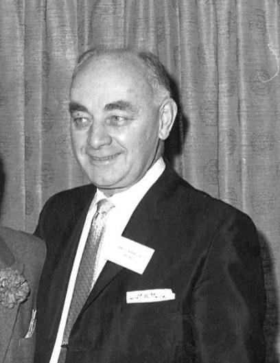 Marshall Savings and Loan bank president Henry Moravec. | Photos courtesy of the Liz Faron collection