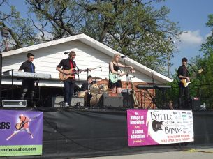 Brookfield Battle of the Bands