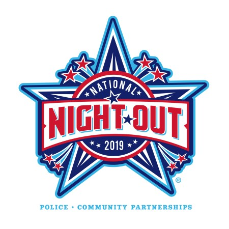 Say hi to Brookfield police officers and firefighters at National Night Out in Ehlert Park on Aug. 6.