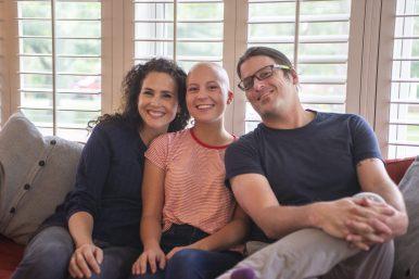 Matia, Ivy and Jared Marcucci (Alexa Rogals/Staff Photographer)