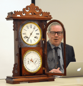 Antiques appraiser Mark Moran will tell you how much your old collectible is worth on Aug. 31 at the Stickney-Forest View Library.
