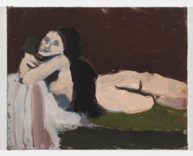 """""""Bodies of Paint,"""" a solo show of paintings by Janice Nowinski opens at Riverside Arts Center on Sept. 8."""