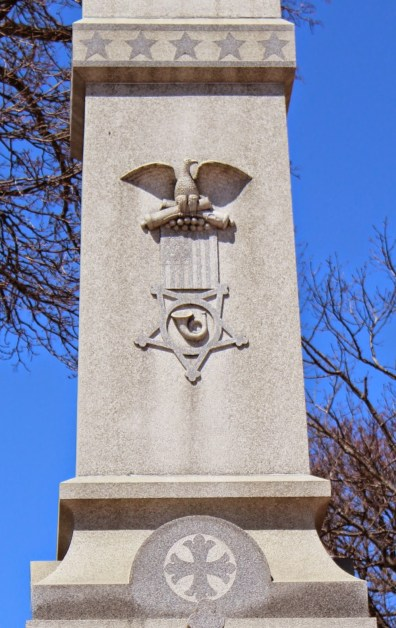 Explore the origins and meanings of the symbols found on Civil War-era monuments on Sept. 18 at the Brookfield Public Library.
