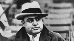 """Learn about wise guys like Al Capone (above) at """"Organized Crime in the Western Suburbs"""" on Oct. 16 at the North Riverside Public Library, 2400 Desplaines Ave."""