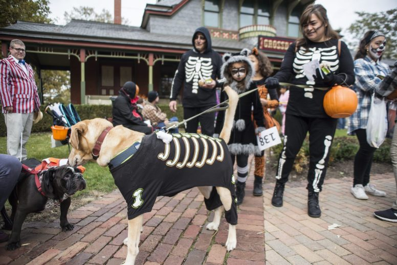Monsters on Mainstreet returns to Brookfield on Oct. 26, but Riverside kicks off the season with Howl-O-Ween at the water tower and township hall on Oct. 23.