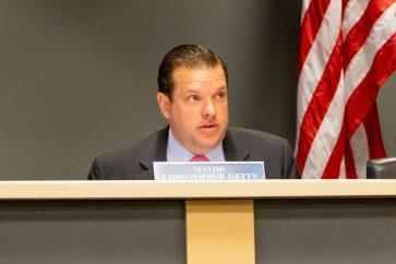Lyons Mayor Christoper Getty (Casey Toner/Better Government Association)