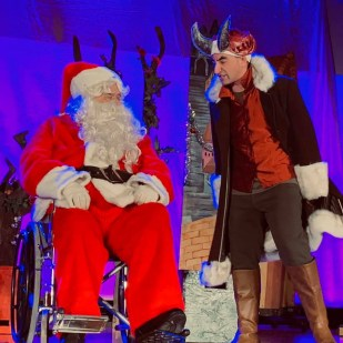 Riverside Children's Theater Guild stages holiday play on Dec. 7-8 at the township hall.