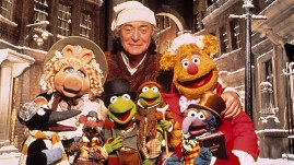 "Celebrate the season at a screening of ""The Muppet Christmas Carol"" on Dec. 23 at the Riverside Public Library."