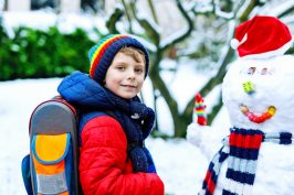 Riverside Parks and Rec's Holly-Day Camp for kids ages 4-12 on Dec. 26, 27 and 30 and Jan. 2 and 3.