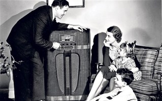 The Riverside Township Radio Players recreate two shows from the Golden Age of Radio on Friday, Feb. 28 at 7:30 p.m. at the Riverside Township Hall.