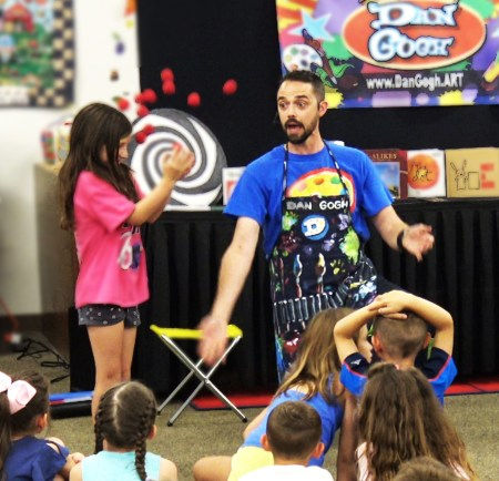 Brookfield Public Library invites you to enjoy a special Facebook Live event kicking off its summer reading program on Saturday, June 6 at 2 p.m.