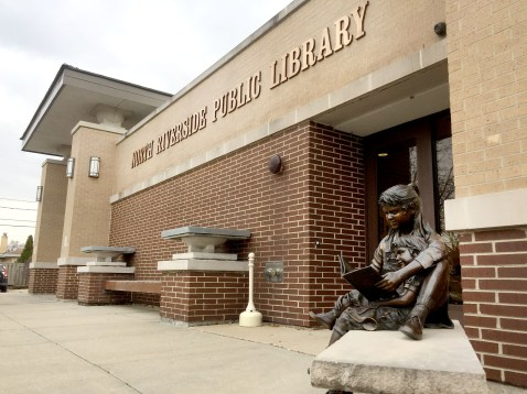 North Riverside Public Library cardholders can once again get their hands on books and more via a curbside service program that kicked off June 16.