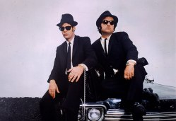 Join Brookfield Public Library as its celebrates the 40th anniversary of The Blues Brothers via Zoom on Aug. 3.