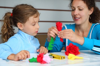"North Riverside Public Library invites you to tap into your creative side at ""Crafternoon: Tissue Paper Flowers"" on Aug. 15."