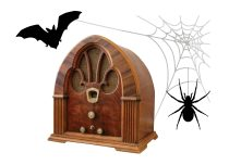 The Riverside Township Radio Players present their annual Halloween show on Oct. 23 at the Riverside Township Hall.