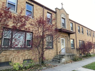 St. Barbara convent, 4000 Forest Ave., Brookfield (Bob Uphues/Editor)