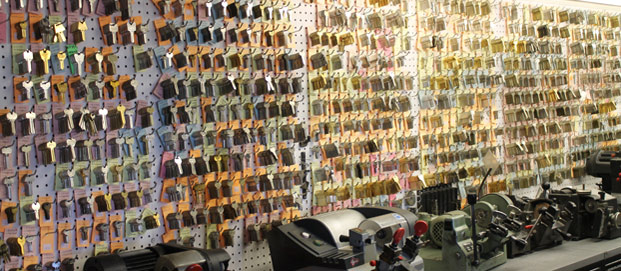 Image result for inside a locksmith shop