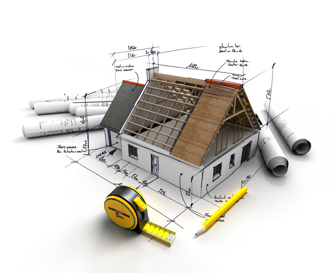 Home construction project