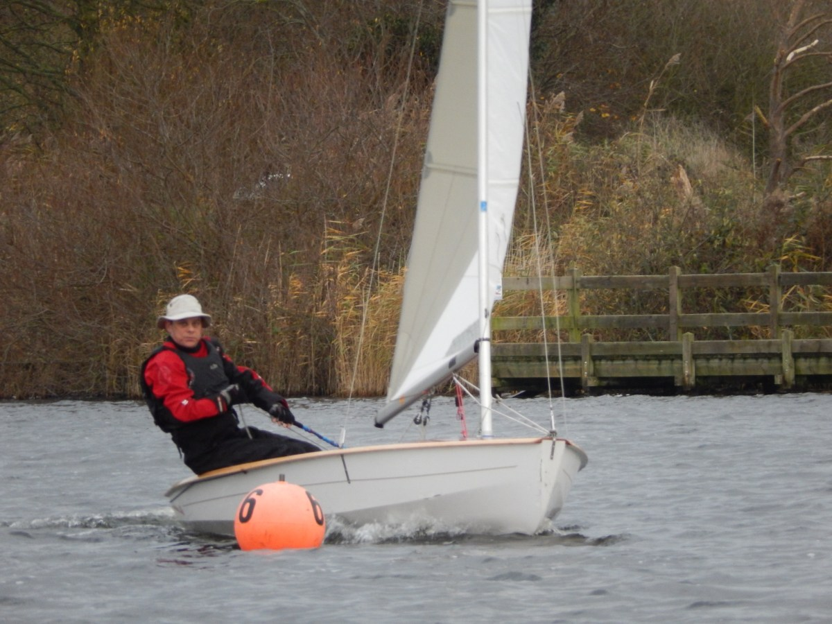 Winter regatta – Rollesby 7/12/14