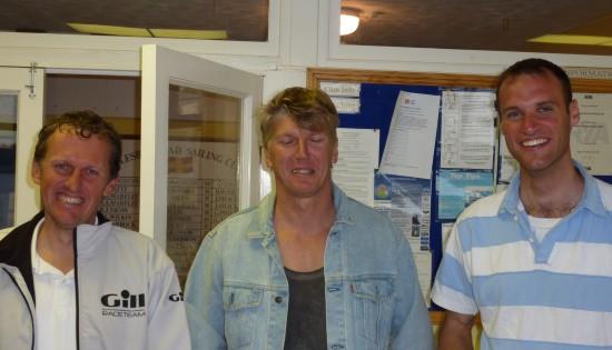 Winners of the RBSC 2010 Solo Open