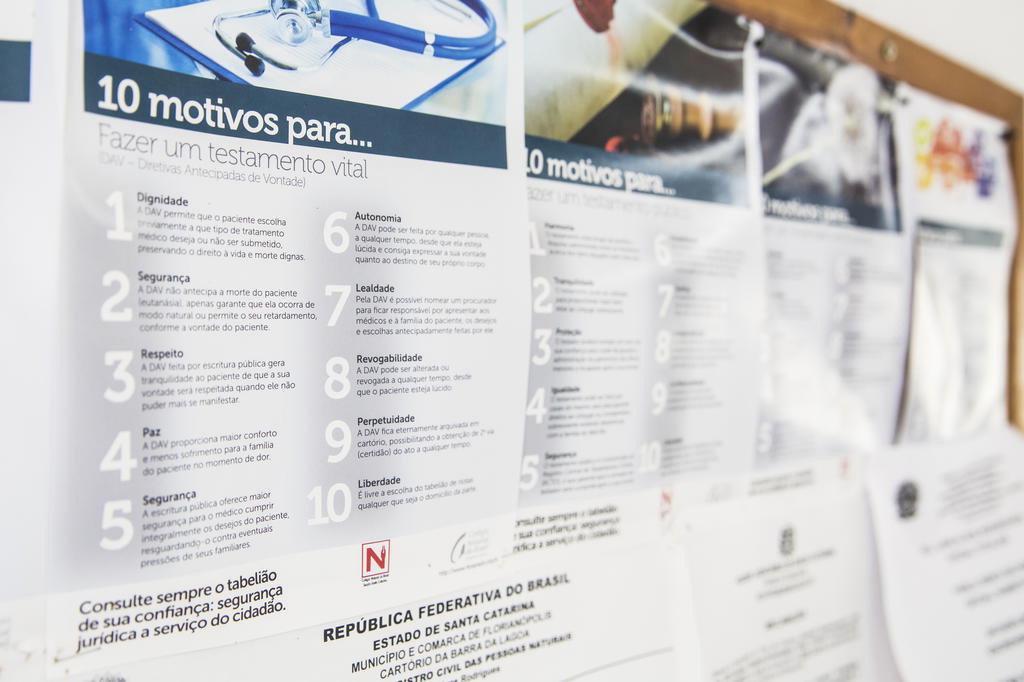 Especialistas defendem testamento vital como um direito à dignidade do paciente até no momento da morte. Foto: Felipe Carneiro / Agencia RBS
