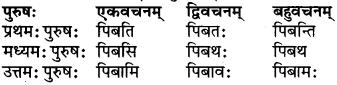 RBSE Class 6 Sanskrit परिशिष्टम् 34