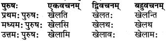 RBSE Class 6 Sanskrit परिशिष्टम् 36