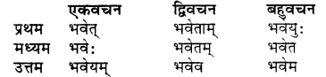 RBSE Class 7 Sanskrit व्याकरण शब्द रूप प्रकरणम् 43