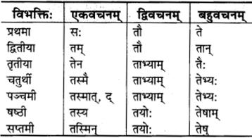 RBSE Class 9 Sanskrit व्याकरणम् 32