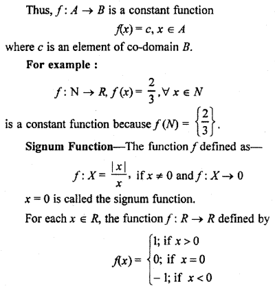 RBSE Solutions for Class 11 Maths Chapter 2 Relations and Functions Ex 2.3 3