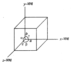 RBSE Solutions for Class 12 Chemistry Chapter 1 ठोस अवस्था image 1