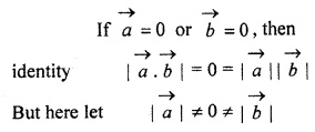 RBSE Solutions for Class 12 Maths Chapter 13 Vector Ex 13.2