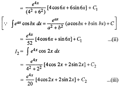 RBSE Solutions for Class 12 Maths Chapter 9 समाकलन Ex 9.7