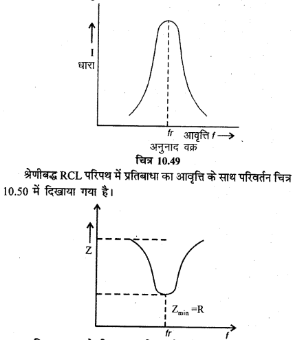 RBSE Solutions for Class 12 Physics Chapter 10 प्रत्यावर्ती धारा long Q 3.6