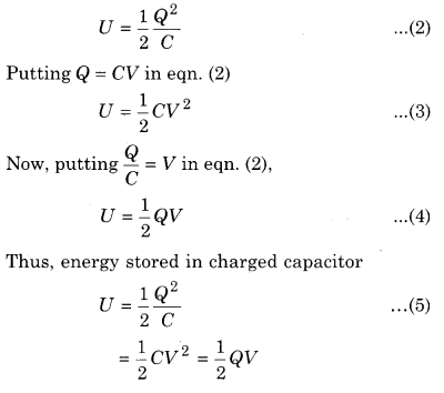 RBSE Solutions for Class 12 Physics Chapter 4 Electrical Capacitance 32