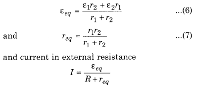 RBSE Solutions for Class 12 Physics Chapter 5 Electric Current 34