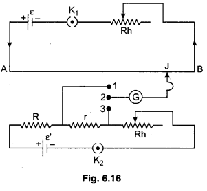 RBSE Solutions for Class 12 Physics Chapter 6 Electric Circuit 32