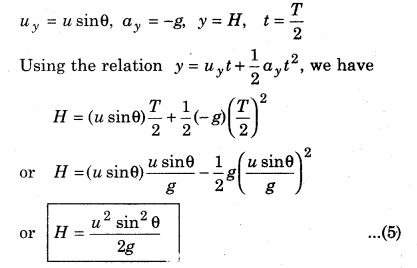 RBSE Solutions for Class 11 Physics Chapter 3 Kinematics 17