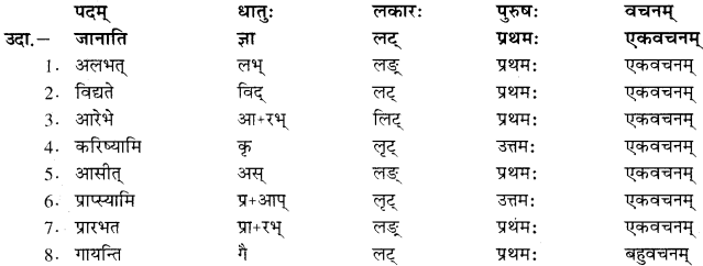 RBSE Solutions for Class 10 Sanskrit स्पन्दन Chapter 6 महाराणा प्रतापः 1