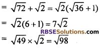 RBSE Solutions for Class 10 Maths Chapter 5 Arithmetic Progression Ex 5.1 9