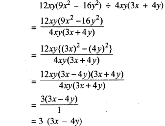 RBSE Solutions for Class 8 Maths Chapter 10 गुणनखण्ड Ex 10. 3 Q4b
